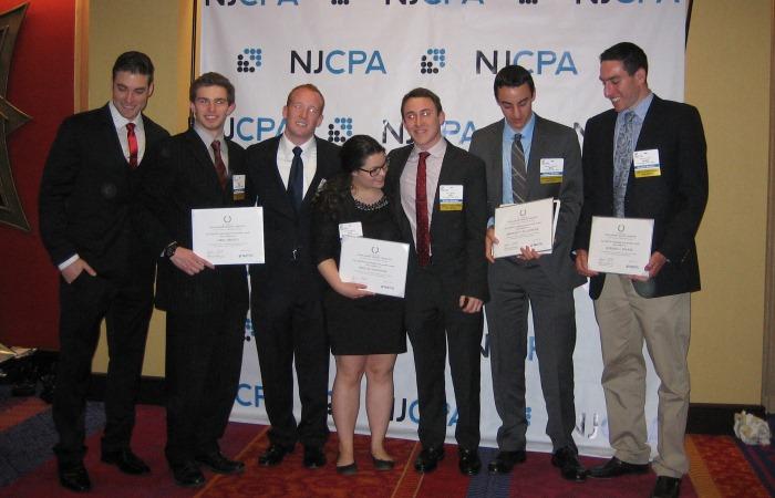 2013 NJSCPA scholarships