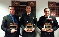 S15 Student firefighter award