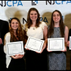 TCNJ 2016 NJCPA College Scholarship recipients