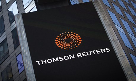 Thomson Reuters to shed 3,000 jobs from financial information business