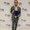 School of Business Student Inducted into Blue & Gold Hall of Fame