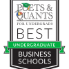 TCNJ School of Business Ranks in Top 50 for Undergrads