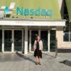 Dr. Hume Visits the NASDAQ Nordic Stock Exchange