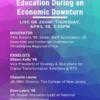 Pursuing Graduate Education During an Economic Downturn
